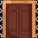 Home Door Close Door Doorway Icon