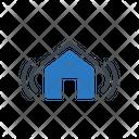 House Home Earthquake Icon