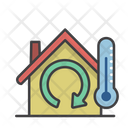 Home Energy Save Home Energy Icon