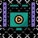 Home entertainment Icon