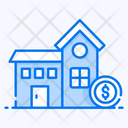 Home Equity Loan Endowment Home Leasing Icon