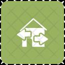 Home Exchange Icon