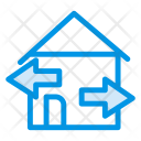 Home exchange Icon