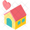 Family Care Love Icon