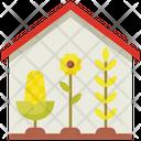 Home Farming Farming Home Icon