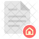 Home House Doc Icon