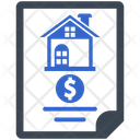Home Financial policy Icon