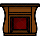 Home Fireplace Icon