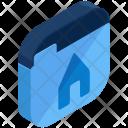 Folder Home Data Icon