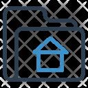 Home Folder Archive Icon