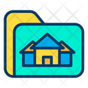 House Document Home Documenmt Home Cost Document Icon