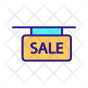 Building Sale Buy Icon