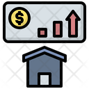 Home Growth Icon