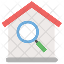 Home Search Home Inspection Home Exploration Icon