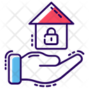 Home Insurance Property Insurance House Insurance Icon