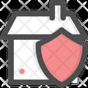 Insurance Shield Life Icon
