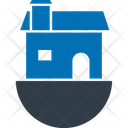 Home Insurance Cottage Cabin Icon