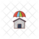 House Insurance Safety Icon