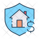 Home Insurance Property Insurance Home Protection Icon