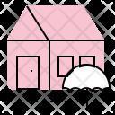 Home Insurance Umbrella Icon