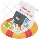 Home Insurance Document Icon