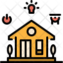 Home intelligence Icon