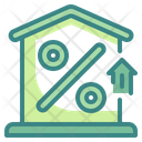 Interest Percent Business Icon