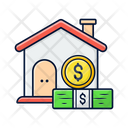 Home Investment Investment Money Icon