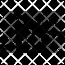 Home Isolation Home Quarantine Lockdown Icon