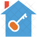 Home Key Property Icon