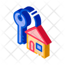 Apartment Building Buy Icon