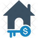 Home Key Access Key Icon