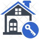 Home key security Icon