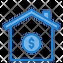Home Loan Borrow Money Financeme Icon