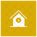 Home Loan Saving Icon