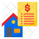 Home Loan Money Icon