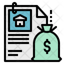 Loan Property House Icon