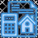Loan Calculator Financial Icon