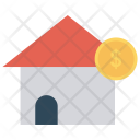 Home Loan House Icon