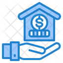 Home Loan House Loan Home Icon