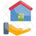 Home Loan Application Loan Icon