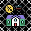 Home Loan Mortgage Loan Mortgage Icon