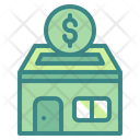 Home Loan House Loan Money House Icon