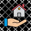 Home Loan House Loan Mortgage Icon