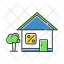 Home Equity Home House Icon