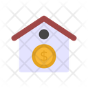 Home Loan House Loan House Icon
