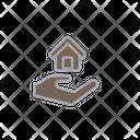 Home Loan House Loan Property Loan Icon