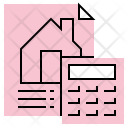 Home Loan Bank Icon