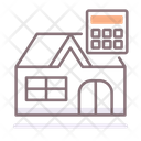 Home Loan Calculator Home Loan Loan Icon