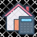 Home Loan Emi Property Loan Emi Loan Icon